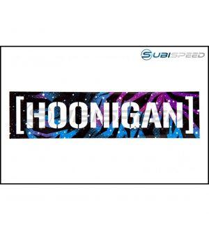 HOONIGAN Galaxy Censor Bar Sticker, Black 10