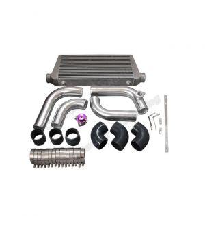 CX Racing Intercooler Piping BOV Kit For 2JZGTE 2JZ-GTE 2JZ Swap 240SX S13 S14 Stock Turbo