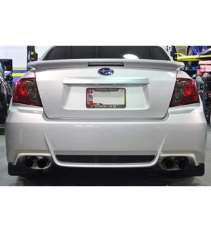 IAG ROCKBLOCKER SMOKED REVERSE LIGHT OVERLAY FILM KIT FOR 2008-14 SUBARU WRX, 11-14 STI SEDAN