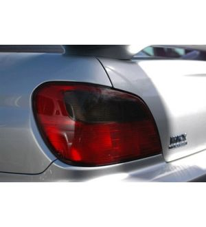 IAG ROCKBLOCKER SMOKED REVERSE LIGHT OVERLAY FILM KIT FOR 2002-03 SUBARU WRX