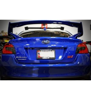 IAG ROCKBLOCKER SMOKE REVERSE LIGHT OVERLAY FILM KIT FOR 2015 - 18 SUBARU WRX & STI SEDAN