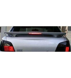 IAG RockBlocker Smoked Tail Light Overlay Film Kit for 2002-03 Subaru WRX