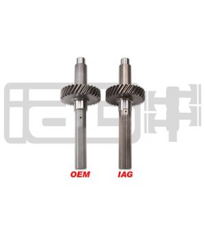 IAG PERFORMANCE CHROMOLY TRANSFER GEARS FOR 1:1 TRANSMISSION (04-05 6-SPEED STI)