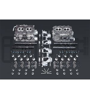 IAG STAGE 1 CYLINDER HEAD PACKAGE W/ GSC S1 CAMS FOR 06-14 WRX, 04-19 STI, 04-13 FXT, 05-09 LGT