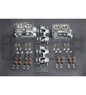 IAG STAGE 5 CNC PORTED HEADS W/ +1MM FERREA VALVES FOR 06-14 WRX, 07-19 STI, 06-10 FXT, 07-09 LGT (CAMS / LIFTERS SOLD SEPARATELY)