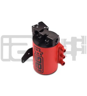 IAG V2 STREET SERIES AIR / OIL SEPARATOR (AOS) FOR 2015-20 SUBARU IMPREZA WRX - RED