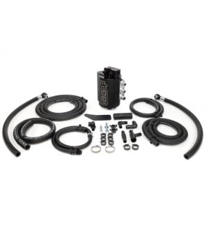 IAG PERFORMANCE V3 STREET SERIES AIR / OIL SEPARATOR (AOS) FOR 2006-07 SUBARU IMPREZA WRX & 2004-07 STI - BLACK