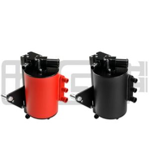 IAG V2 SERIES AIR / OIL SEPARATOR (AOS) FOR 2006-07 SUBARU IMPREZA WRX & 2004-07 STI - RED