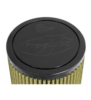 aFe Magnum FLOW Pro GUARD 7 Universal Air Filter F-3.5in. / B-5 (mt2) / T-4.75in. / H-9in.