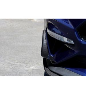 APR Front Bumper Canards Ford Mustang 2018+