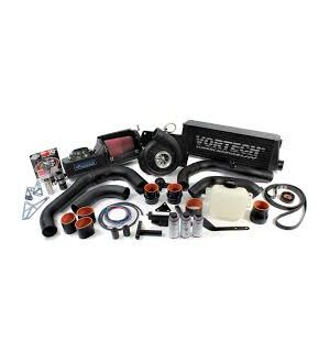 Vortech Supercharger Kit V-3 H67BC Air to Air IC Black Finish Tuner