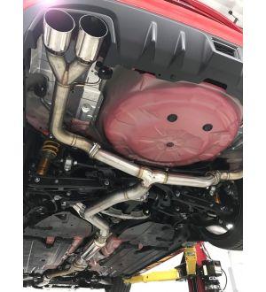 Remark Mid Pipe Exhaust Kit for Subaru Impreza WRX/STi VA 2015+