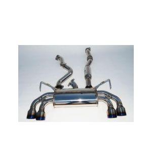 Invidia Q300 Cat Back Exhaust Titanium Tip