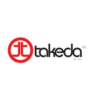 aFe Takeda Marketing Promotional PRM Decal Takeda 4.77 x 1.65