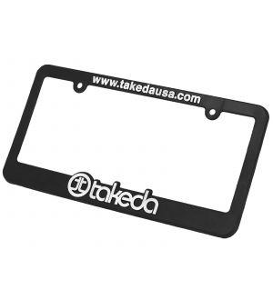 aFe Takeda Marketing Promotional PRM Takeda Licence Plate Frame