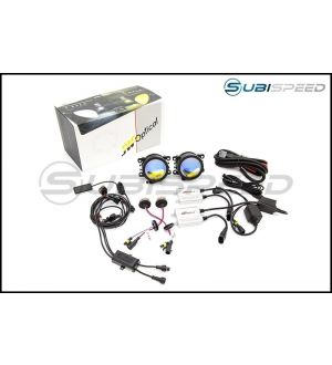 JW OPTICAL CHAMELEON HID FOG LIGHT SYSTEM - 15+ WRX / STI / 13-16 BRZ / 13-18 CROSSTREK / 14-19 FORESTER