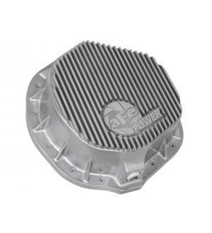 aFe Power Cover Diff Rear Raw COV Diff R Dodge Diesel Trucks 03-13 L6-5.9/6.7L (td)