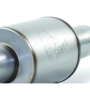 aFe LARGE Bore HD 3in 409SS Turbo Back Exh w/o Muff & Tip 16-18 GM Colorado/Canyon I4-2.8L (td) LWN