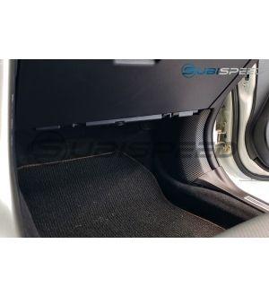 Sticker Fab Interior Kick Panel Protection Kit (Scuff Guard) - 15+ WRX / STI