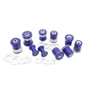 SuperPro Front Control Arm Upper, Lower & Steering Rack Bushing Kit