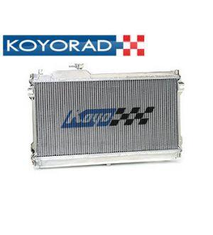 Koyo Aluminum Racing Radiator