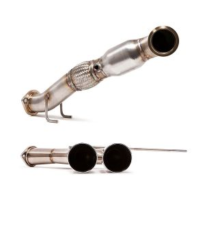 COBB Tuning Turbo Back Exhaust Stainless Steel