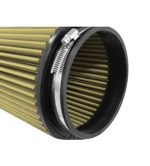 aFe MagnumFLOW Air Filters UCO PG7 A/F PG7 6F x 7-1/2B x 5-1/2T x 12H