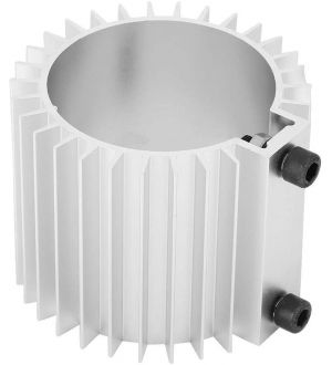 Oil Filter - Car Engine Oil Filter Cooler Heat Sink Cover Aluminum Alloy Motor Mount Accessory