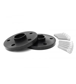 PERRIN Wheel Spacers Black 15mm 5x114.3
