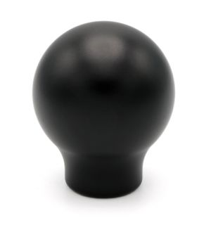 BilletWorkz Matte Black Weighted Shift Knob Subaru BRZ Manual (12x1.25mm)Tall Teardrop