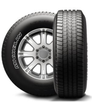 Michelin LTX M/S 2 LT245/75R17121/118RLTX M/S2LRE