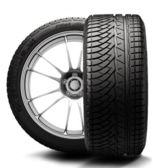 Michelin Pilot Alpin PA4 (H/V/W) 245/50R18 100H PILALP4 ZP