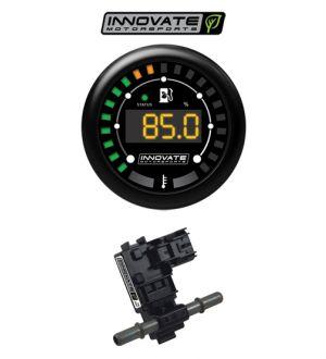 Innovate Motorsports MTX-D: Ethanol Content % & Fuel Temp
