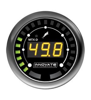 Innovate Motorsports MTX-D: Fuel Pressure