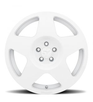fifteen52 Tarmac 17x7.5 4x100 30mm ET 73.1mm Center Bore Rally White Wheel