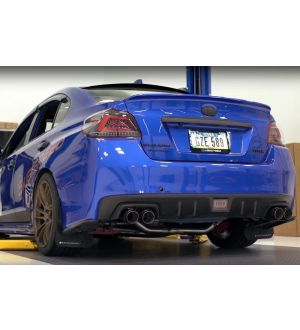 OLM E SERIES PAINT MATCHED TRUNK LIP SPOILER - 2015+ WRX / STI