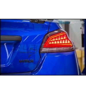 OLM SPEC CR SEQUENTIAL TAIL LIGHTS - 2015+ WRX / STI