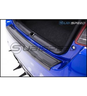 OLM LE Dry Carbon Fiber Trunk Protector by Axis - 2015+ WRX / STI