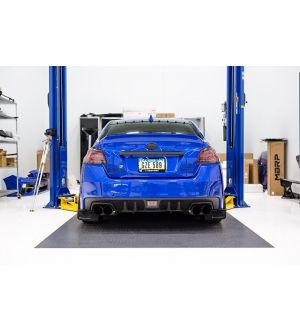 OLM SINGLE POINT PAINT MATCHED DUCKBILL TRUNK SPOILER - 2015+ WRX / STI