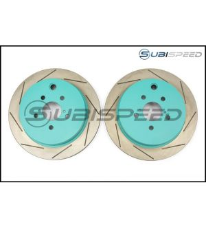PROJECT MU REAR CLUB RACER ROTORS - 2013+ BRZ