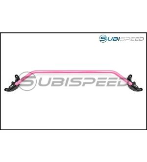 Perrin Breast Cancer Awareness Pink Front Strut Tower Brace - 2015+ WRX / 2015+ STI