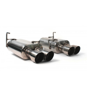 Perrin Axle Back Exhaust