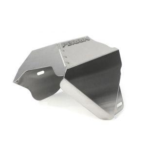 PERRIN Turbo Heat Shield Brushed