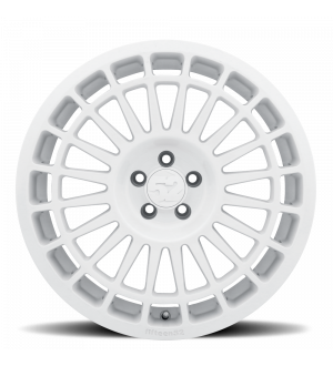 fifteen52 Integrale 18x8.5 5x112 45mm ET 66.56mm Center Bore Rally White Wheel
