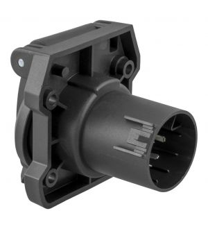 Curt Replacement OE 7-Way  Blade RV Socket (Plugs into USCAR)