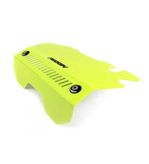 PERRIN PULLEY COVER FOR 2015+ WRX - Neon Yellow