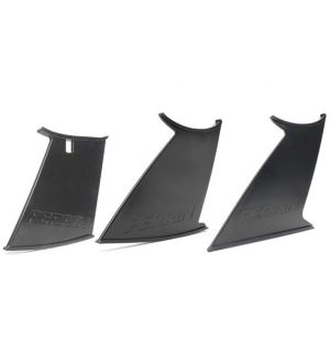 PERRIN Wing Stabilizer Black Subaru STI Sedan 2011-2014