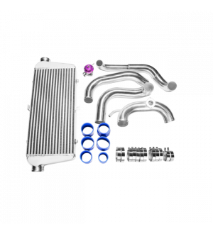 CX Racing Intercooler Piping + BOV Kit for 89-99 Nissan 240SX S13 S14 or S15 Chassis with S13 SR20DET
