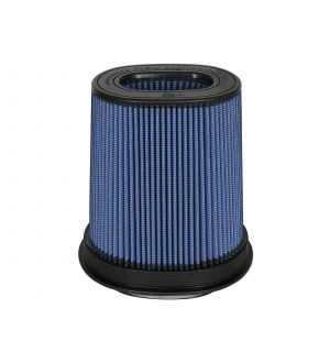 aFe Magnum FLOW Pro 5R Replacement Air Filter F-4.5 / (9 x 7.5) B / (6.75 x 5.5) T (Inv) / 9in. H