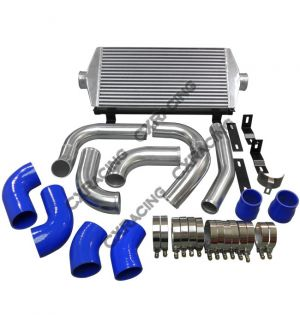 CX Racing Intercooler + Piping Kit For 2011+ Jeep Grand Cherokee WK2 Turbo Diesel 3.0L